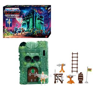 Masters Of The Universe® Origins Castle Grayskull® Playset