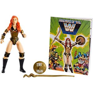 WWE® Masters of the WWE Universe™ Becky Lynch™ Action Figure