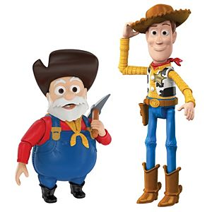 Disney Pixar Toy Story Woody's Round-Up Classic Pack