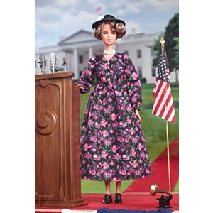 Eleanor Roosevelt Barbie® Inspiring Women™ Doll