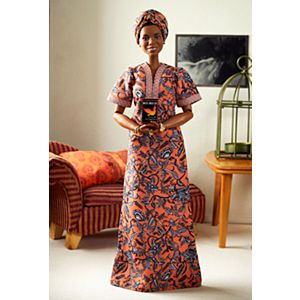 Barbie® Inspiring Women™ Maya Angelou Doll