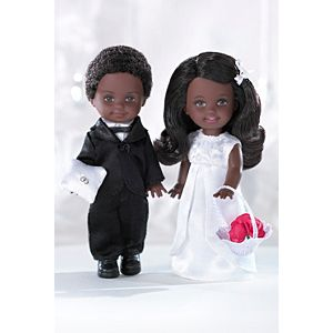 Perfect Pair™ Tommy™ Doll and Kelly® Doll