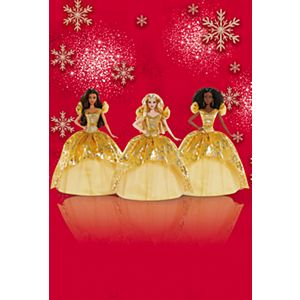 Holiday Barbie® Dolls Gift Set