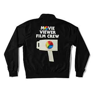 Movie Viewer Film Crew Jacket