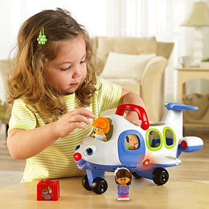 Little People® Lil' Movers™ Airplane