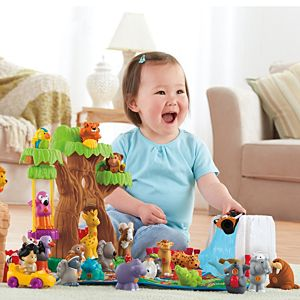 Little People® A to Z Learning Zoo™