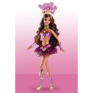 <em>Carnaval</em> Barbie® Doll