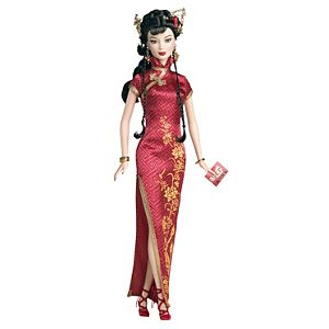 <em>Chinese New Year</em> Barbie® Doll