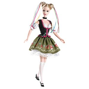 <em>Oktoberfest</em> Barbie® Doll