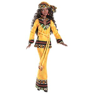 <em>Kwanzaa</em> Barbie® Doll