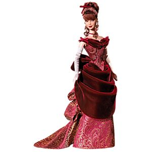 Victorian Holiday® Barbie® Doll