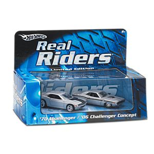 Real Riders® Dodge Challenger Two-Pack