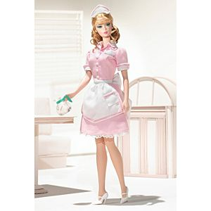 <em>The Waitress</em> Barbie&#174; Doll