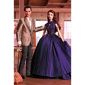 <em>Zac Posen</em> Barbie® Doll and Ken® Doll Giftset