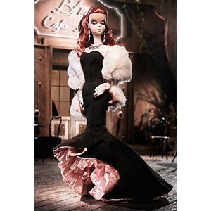 <em>The Siren</em> Barbie&#174; Doll
