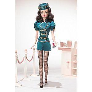 <em>The Usherette</em> Barbie® Doll
