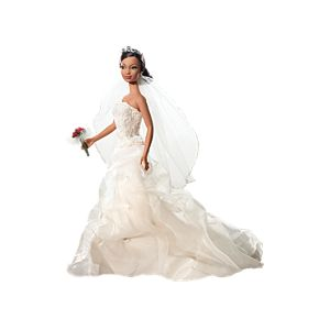 David S Bridal Collectible Barbie Dolls Barbie Signature
