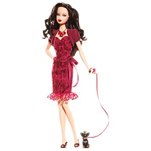 Miss Garnet™ Barbie® Doll