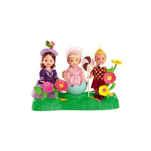 The Wizard of Oz™ <em>Munchkins</em> Kelly® Dolls and Tommy™ Doll Giftset
