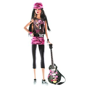 <em>Hard Rock</em> Barbie® Doll