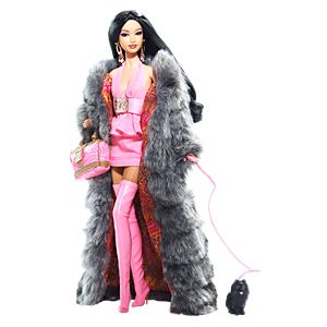 <em>Kimora Lee Simmons</em> Barbie® Doll