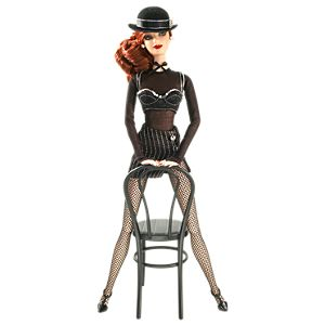 <em>Cabaret Dancer</em> Barbie® Doll