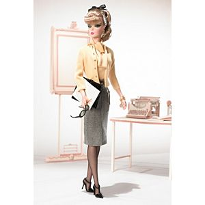 <em>The Secretary</em> Barbie® Doll