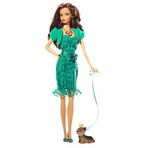 Miss Emerald™ Barbie® Doll