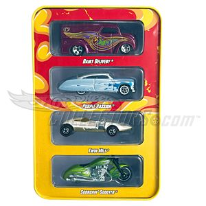 Hot Wheels® Since '68™ Originals 4-Car Pack