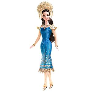 <em>Sumatra-Indonesia</em> Barbie® Doll