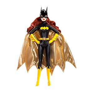 Batgirl™ Barbie® Doll