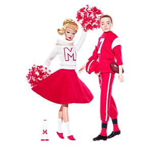 Campus Spirit™ Barbie® Doll and Ken® Doll Giftset