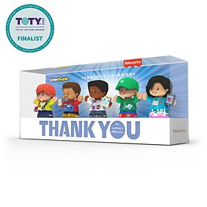 Little People® Community Champions Special Edition Figure Set