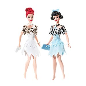 <EM>The Flintstones™</EM> Barbie® Doll Giftset