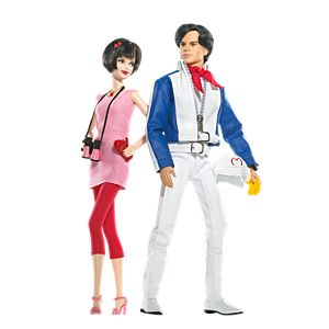 <em>Speed Racer</em> Barbie® Doll and Ken® Doll Giftset