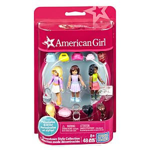 Mega Bloks® American Girl® Downtown Style Collection