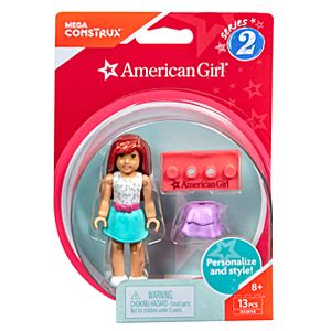 Mega Bloks® American Girl Kitty Print