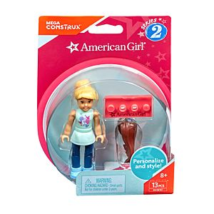 Mega Bloks® American Girl Flower Power Mini Figure