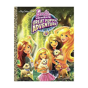 Barbie & Her Sisters in the Great Puppy Adventure (Hardcover)