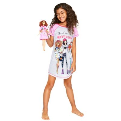 Barbie M/ädchen Pyjama Set