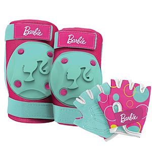 Barbie pad and glove set