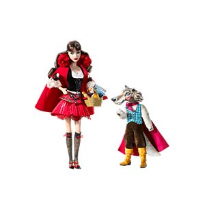 <em>Little Red Riding Hood and the Wolf</em> Barbie&#174; Giftset