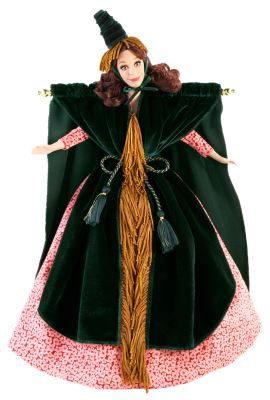 Went With The Wind The Carol Burnett Show Doll N4986 Barbie