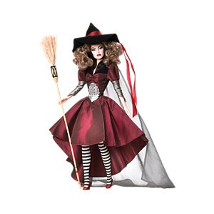 The Wizard of Oz™ <em>Wicked Witch of the East</em> Barbie® Doll