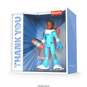 Fisher-Price® Thank You Heroes Special Edition Nurse Figure