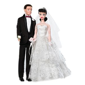 Wedding Day® Barbie® Doll and Ken® Doll Giftset