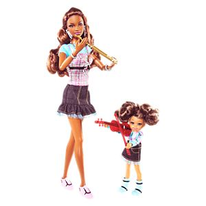 "Kara™ & Kiana® Dolls—""Music"""