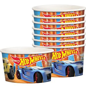 Hot Wheels Treat Cups 8ct