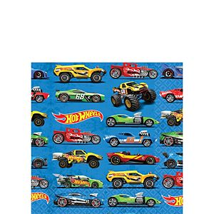 Hot Wheels Party Supplies Invitations Decorations
