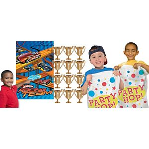 Hot Wheels Fun & Games Kit